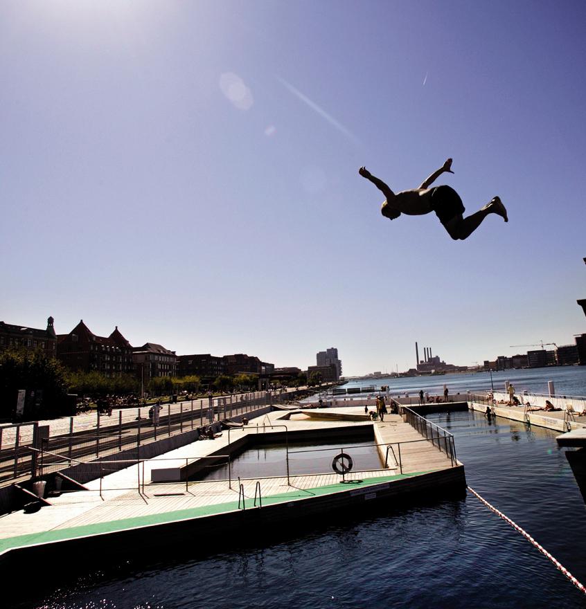 Havnebadet i København