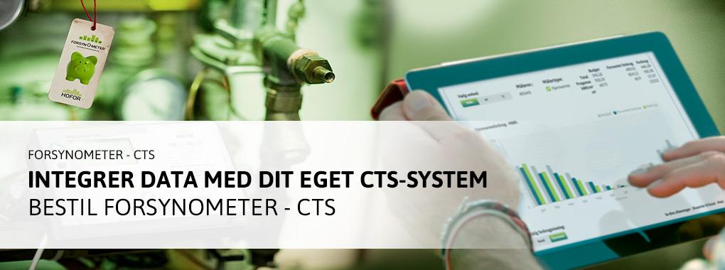 Installatør: Forsynomenter – CTS