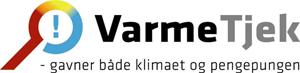 billede af logo for varmetjek