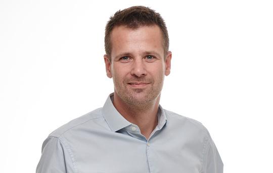 Billede af Jakob Thanning, chef for Fjernkøling