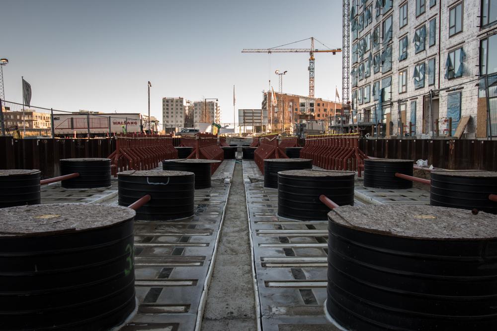 Vejvandsrenseanlæg Ørestad Syd: DPF- og sorbent-tankte