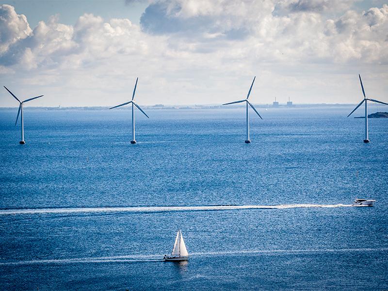Vindmøller og grøn energi