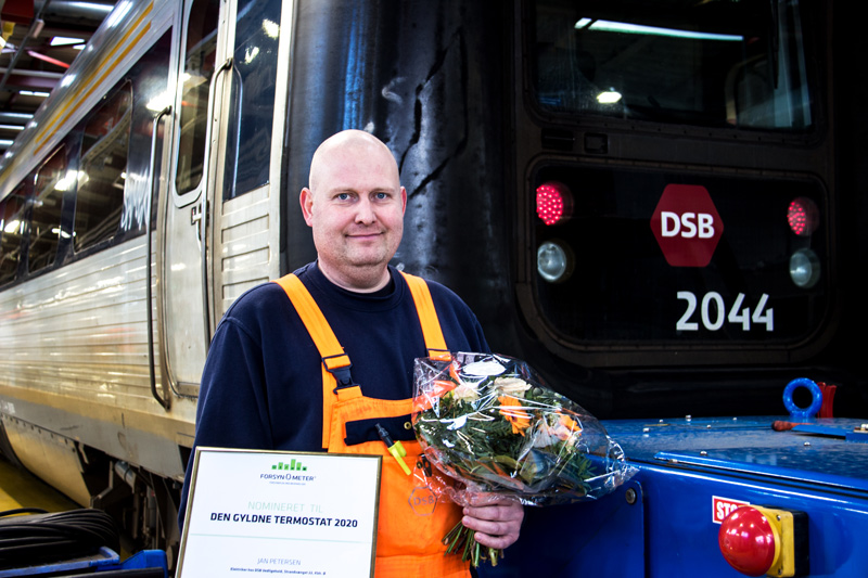 Jan Petersen DSB DGT 2020