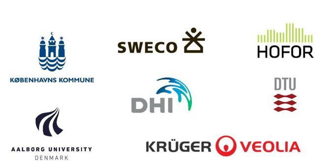 Logoer fra tetrahelixpartnerskabet