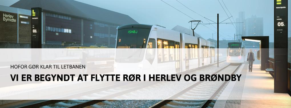 Letbanen i Herlev og Brøndby