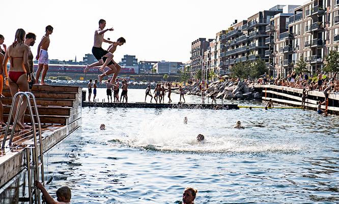 Havnebadet København Nordhavn